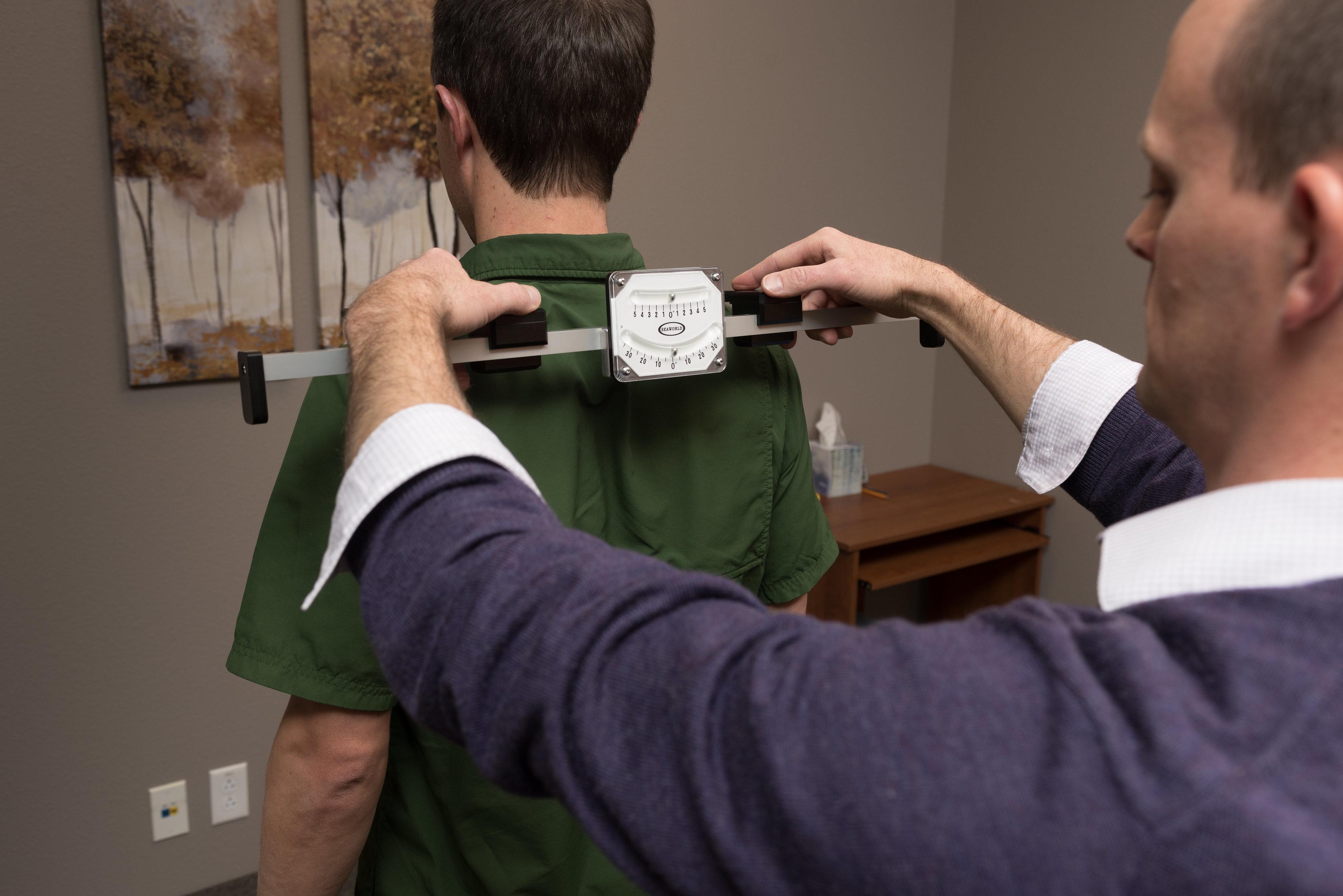 NUCCA Chiropractor in Colorado